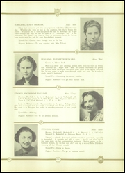 Page 135, 1937 Edition, Norwich Free Academy - Mirror Yearbook (Norwich, CT) online yearbook collection