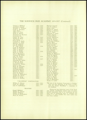 Page 18, 1937 Edition, Norwich Free Academy - Mirror Yearbook (Norwich, CT) online yearbook collection