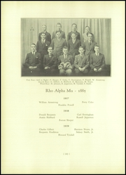 Page 186, 1937 Edition, Norwich Free Academy - Mirror Yearbook (Norwich, CT) online yearbook collection