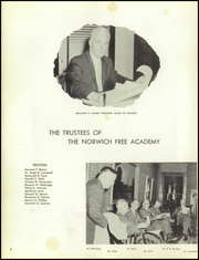 Page 6, 1959 Edition, Norwich Free Academy - Mirror Yearbook (Norwich, CT) online yearbook collection