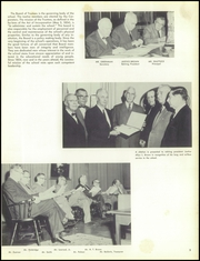 Page 7, 1959 Edition, Norwich Free Academy - Mirror Yearbook (Norwich, CT) online yearbook collection
