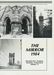 Page 5, 1984 Edition, Norwich Free Academy - Mirror Yearbook (Norwich, CT) online yearbook collection