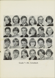 Page 12, 1969 Edition, Kennedy Middle School - Yearbook (Plantsville, CT) online yearbook collection