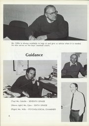 Page 12, 1988 Edition, Wallace Middle School - Lion Yearbook (Waterbury, CT) online yearbook collection