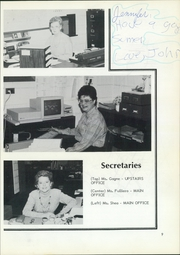 Page 13, 1988 Edition, Wallace Middle School - Lion Yearbook (Waterbury, CT) online yearbook collection