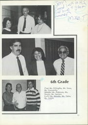 Page 15, 1988 Edition, Wallace Middle School - Lion Yearbook (Waterbury, CT) online yearbook collection