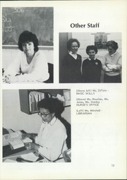 Page 17, 1988 Edition, Wallace Middle School - Lion Yearbook (Waterbury, CT) online yearbook collection