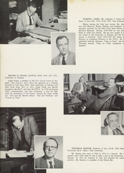 Page 10, 1953 Edition, Yale University Law School - Yale Law Reporter Yearbook (New Haven, CT) online yearbook collection