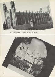 Page 6, 1953 Edition, Yale University Law School - Yale Law Reporter Yearbook (New Haven, CT) online yearbook collection