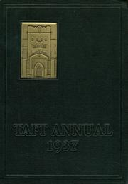 Taft School - Taft Annual Yearbook (Watertown, CT) online yearbook collection, 1937 Edition, Page 1