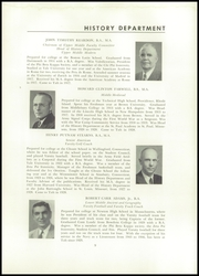Page 13, 1950 Edition, Taft School - Taft Annual Yearbook (Watertown, CT) online yearbook collection