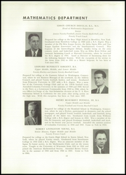 Page 16, 1950 Edition, Taft School - Taft Annual Yearbook (Watertown, CT) online yearbook collection