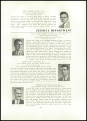 Page 17, 1950 Edition, Taft School - Taft Annual Yearbook (Watertown, CT) online yearbook collection