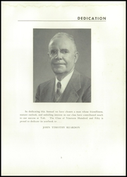Page 9, 1950 Edition, Taft School - Taft Annual Yearbook (Watertown, CT) online yearbook collection