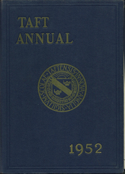 Taft School - Taft Annual Yearbook (Watertown, CT) online yearbook collection, 1952 Edition, Page 1