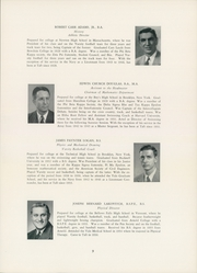 Page 13, 1960 Edition, Taft School - Taft Annual Yearbook (Watertown, CT) online yearbook collection