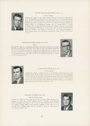 Page 17, 1960 Edition, Taft School - Taft Annual Yearbook (Watertown, CT) online yearbook collection