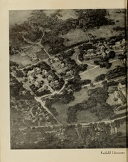 Page 6, 1951 Edition, Fairfield University - Manor Yearbook (Fairfield, CT) online yearbook collection