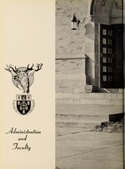 Page 12, 1953 Edition, Fairfield University - Manor Yearbook (Fairfield, CT) online yearbook collection