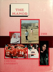 Page 1, 1988 Edition, Fairfield University - Manor Yearbook (Fairfield, CT) online yearbook collection