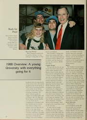 Page 14, 1988 Edition, Fairfield University - Manor Yearbook (Fairfield, CT) online yearbook collection