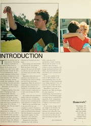 Page 9, 1988 Edition, Fairfield University - Manor Yearbook (Fairfield, CT) online yearbook collection