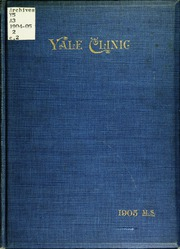 1905 Edition, Yale University School of Medicine - Yearbook (New Haven, CT)