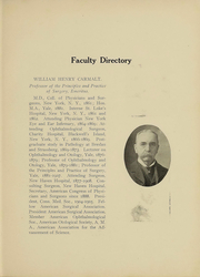 Page 10, 1910 Edition, Yale University School of Medicine - Yearbook (New Haven, CT) online yearbook collection
