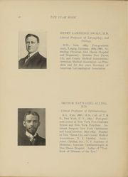 Page 13, 1910 Edition, Yale University School of Medicine - Yearbook (New Haven, CT) online yearbook collection