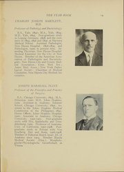 Page 16, 1910 Edition, Yale University School of Medicine - Yearbook (New Haven, CT) online yearbook collection