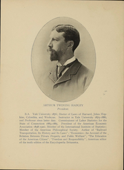 Page 9, 1910 Edition, Yale University School of Medicine - Yearbook (New Haven, CT) online yearbook collection