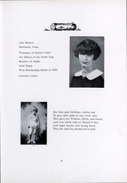 Page 17, 1929 Edition, Gray Court School - Point Log Yearbook (Stamford, CT) online yearbook collection