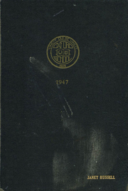 1947 Edition, Oxford School - Oxfordian Yearbook (Hartford, CT)