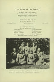 Page 10, 1948 Edition, Oxford School - Oxfordian Yearbook (Hartford, CT) online yearbook collection