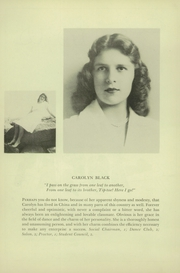 Page 12, 1948 Edition, Oxford School - Oxfordian Yearbook (Hartford, CT) online yearbook collection