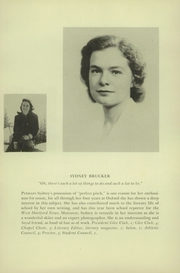 Page 14, 1948 Edition, Oxford School - Oxfordian Yearbook (Hartford, CT) online yearbook collection