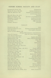 Page 9, 1948 Edition, Oxford School - Oxfordian Yearbook (Hartford, CT) online yearbook collection