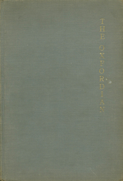 1949 Edition, Oxford School - Oxfordian Yearbook (Hartford, CT)
