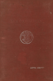 1950 Edition, Oxford School - Oxfordian Yearbook (Hartford, CT)