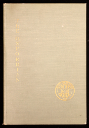 1953 Edition, Oxford School - Oxfordian Yearbook (Hartford, CT)