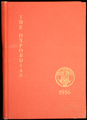 1956 Edition, Oxford School - Oxfordian Yearbook (Hartford, CT)