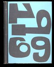 1969 Edition, Oxford School - Oxfordian Yearbook (Hartford, CT)