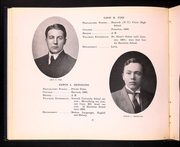 Page 16, 1909 Edition, Harstrom School - Mescolanza Yearbook (Norwalk, CT) online yearbook collection