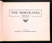 Page 5, 1909 Edition, Harstrom School - Mescolanza Yearbook (Norwalk, CT) online yearbook collection