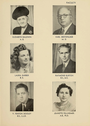 Page 11, 1948 Edition, Arnold College - Fall In Yearbook (Milford, CT) online yearbook collection