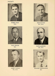 Page 12, 1948 Edition, Arnold College - Fall In Yearbook (Milford, CT) online yearbook collection