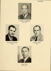 Page 13, 1948 Edition, Arnold College - Fall In Yearbook (Milford, CT) online yearbook collection