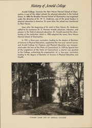 Page 16, 1948 Edition, Arnold College - Fall In Yearbook (Milford, CT) online yearbook collection
