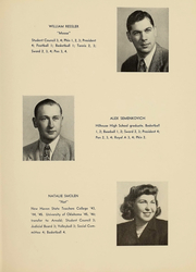 Page 21, 1948 Edition, Arnold College - Fall In Yearbook (Milford, CT) online yearbook collection