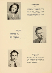 Page 22, 1948 Edition, Arnold College - Fall In Yearbook (Milford, CT) online yearbook collection